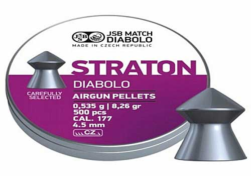 Straton 4,50mm 0,535g 500шт