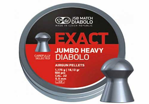 Exact Jumbo Heavy 5,52mm 1,175g 500шт