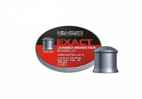Exact Jumbo Monster 5,52mm 1,645g 200шт